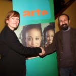Valeska Grisebach und  Asghar Farhadi