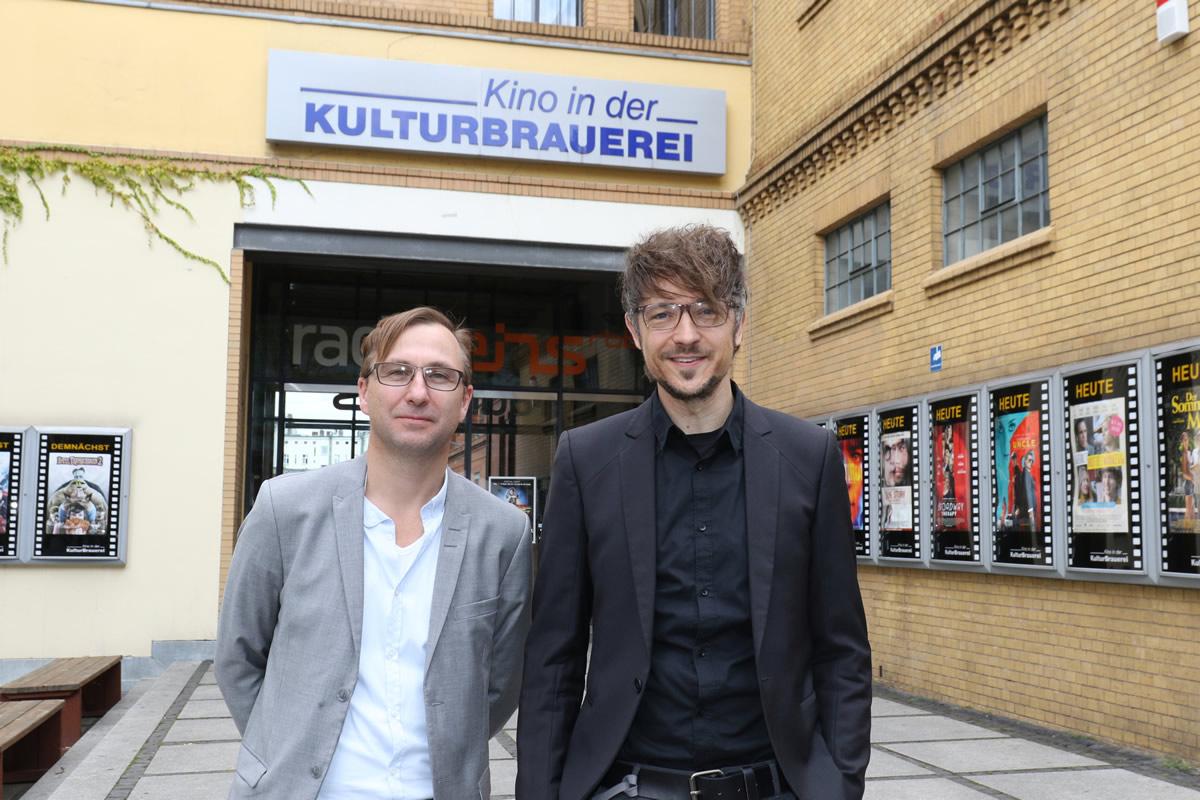Bernhard Karl und Wolfgang Döllerer