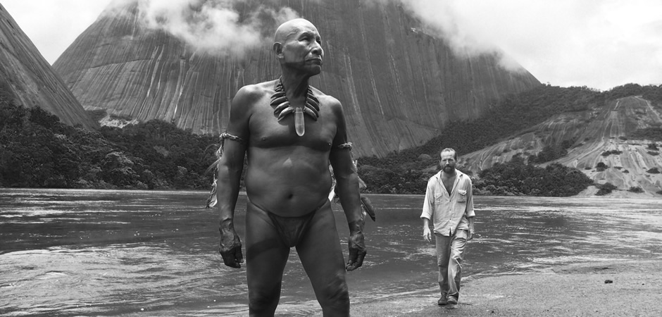 Embrace of the Serpent / El abrazo de la serpiente, R. Ciro Guerra (Kolumbien)