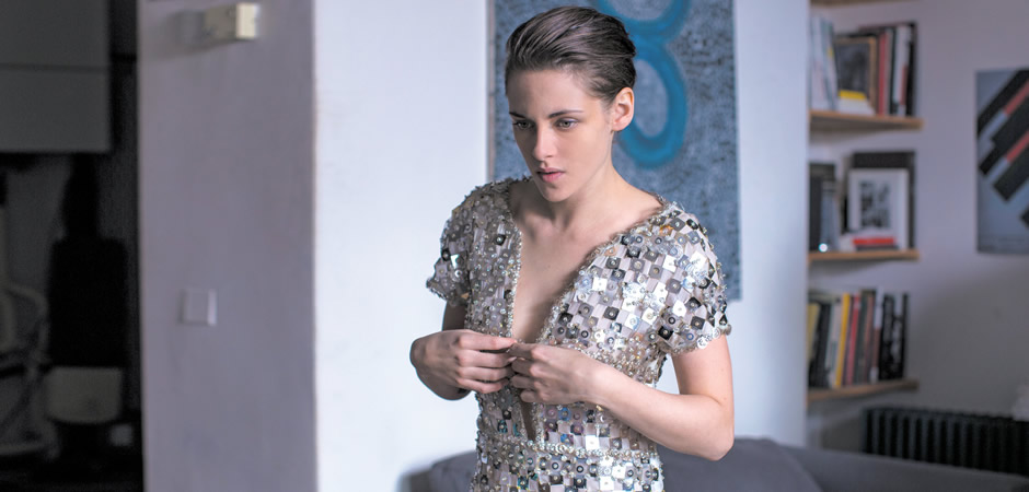 PERSONAL SHOPPER, R: Olivier Assayas (French Preview)