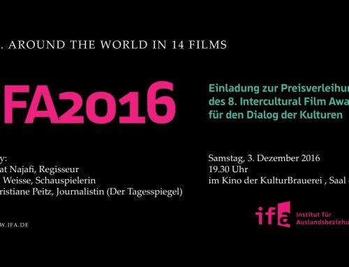 IFA-Jury 2016: Ina Weisse, Christiane Peitz und Ayat Najafi
