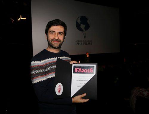 """Interkultureller Filmpreis für """"Frenzy"""""""
