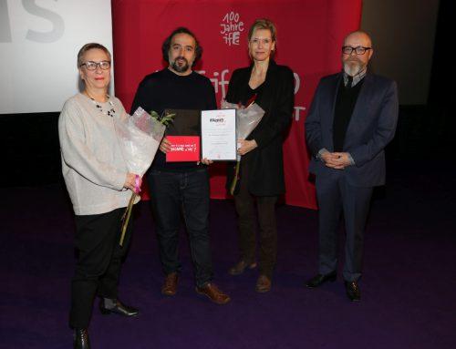 """4.500 Besucher – Interkultureller Filmpreis für """"Mrs. Fang"""", China"""