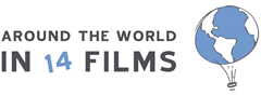 Around the World in 14 Films Logo